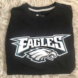 Philadelphia eagles unisex T-shirt football NFL